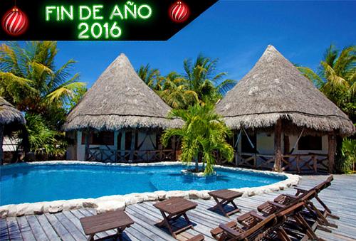 ¡Año Nuevo en Holbox y Ruta Maya, Paraísos Encantadores!