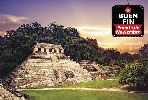 Chiapas en Puente NOVIEMBRE ¡Asómbrate, bellezas naturales!