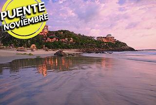 Riviera Nayarit, Vallarta y más ¡en PUENTE! 4D/3N c/Autobús