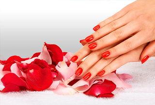 Gelish en manos + Manicure 60%