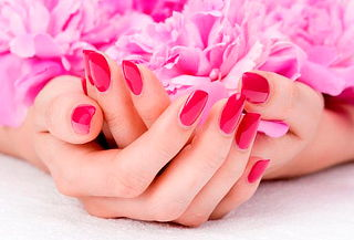Manicure y Pedicure + Gelish