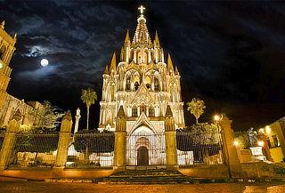 San Miguel de Allende ¡Descubre Tesoros! TOUR 1D, c/Autobús