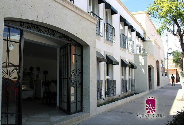 Hotel Quinta Rivera 4* Actopan + Tour de Aventura 3días/2NTS