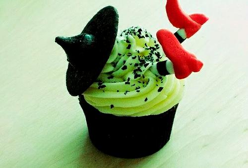 Curso de Cupcakes con diseño HALLOWEEN ¡Terrorificos! 80%