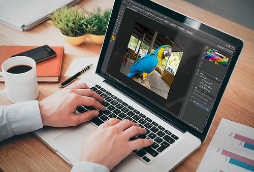 PACK 2 Cursos Online Photoshop + InDesing CS5 o CS6 93%