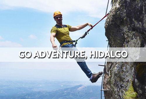 Go Adventure y Mineral del Chico ¡Aventura y Paisajes!