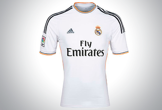 Jersey Adulto ó Conjunto de Niño Real Madrid Local 2014-2015