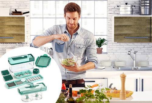 Slicer Plus+ Twist ¡Cortador de cocina! 66%