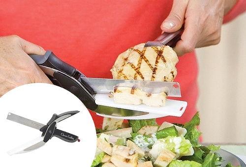 Clever cutter ¡Sin dificultad para cortar!