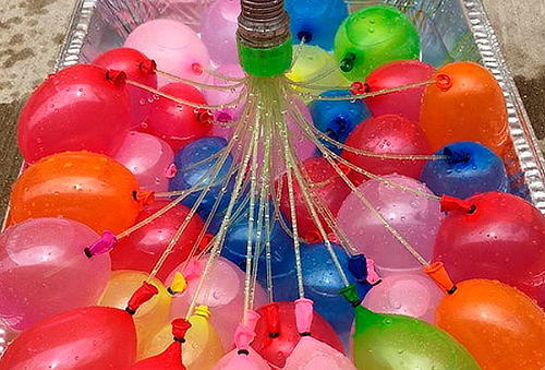 ¡Globo Splash! Multi inflador de bombitas de agua 50%