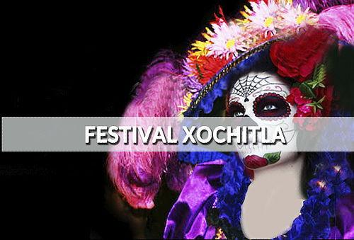 Festival de Noche de Muertos en Xochitla ¡Tradiciones!