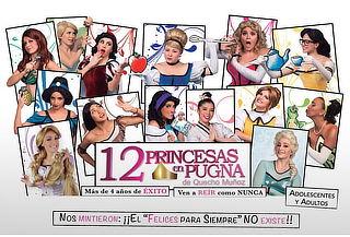 12 Princesas en Pugna ¡La comedia más divertida! 62%