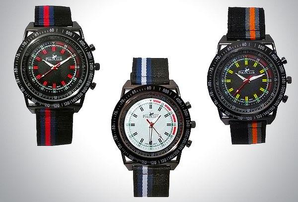 Reloj ¡ROYAL LONDON POLO CLUB! para Caballero 40%