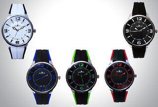 Reloj ¡ROYAL LONDON POLO CLUB! UNISEX 40%