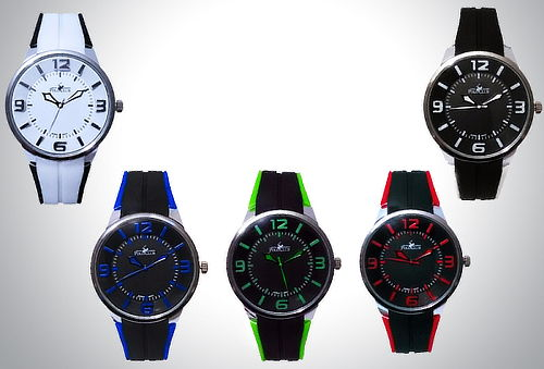 Reloj ¡ROYAL LONDON POLO CLUB! UNISEX 40%