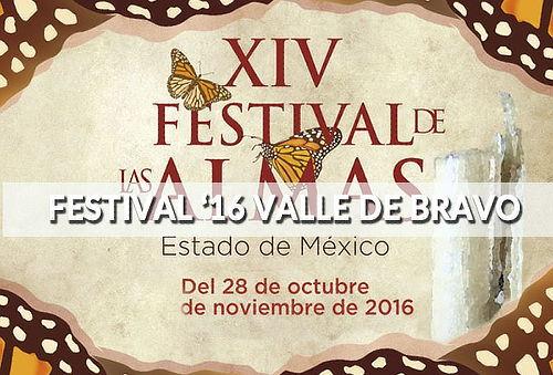 Festival de las Almas, Valle de Bravo ¡Artístico, cultural!