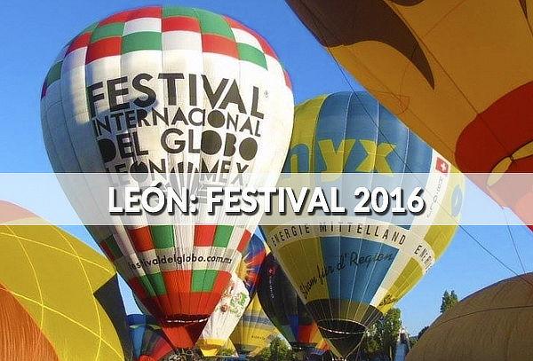 León: Festival del Globo 2016, Bus + Hotel + Entrada