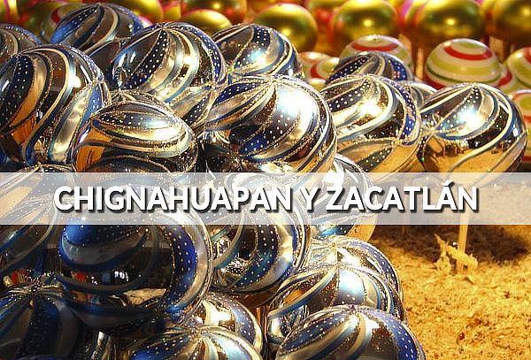 Feria de Esferas en Chignahuapan y Zacatlán TOUR 1Día