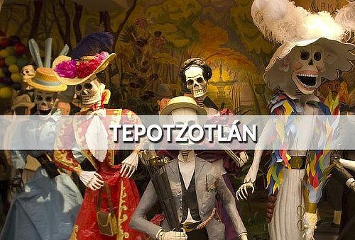 Tepotzotlán y Arcos del Sitio ¡Ofrenda Monumental!