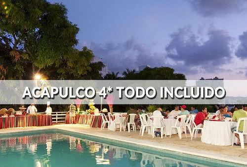¡REAL BANANAS 4* TODO INCLUIDO, Escápate de Fin de Semana!