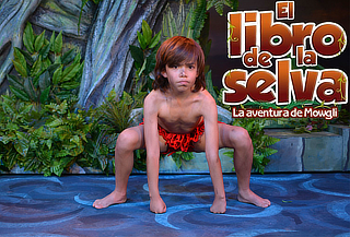 El Libro de la Selva ¡Vive la aventura junto a Mowgli!