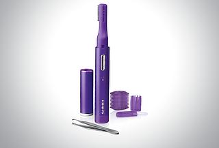 Perfilador Facial Púrpura Philips 37%