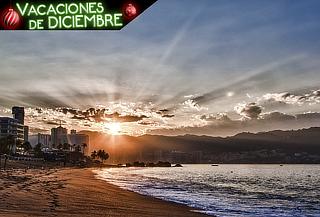 Acapulco Express 2D/1Noche ¡Playa, Sol y Diversión!
