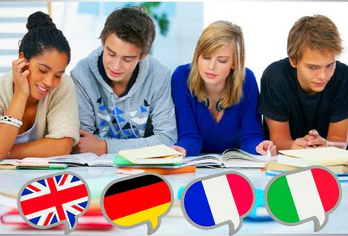Curso de Inglés, Alemán, Francés o Italiano con Certificado