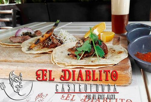 Trío de Tacos a la parrilla + Cerveza artesanal