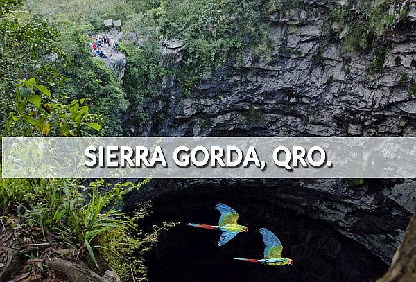 Sierra Gorda, Qro. ¡Magia y Aventura! 1 CUPÓN POR PAREJA