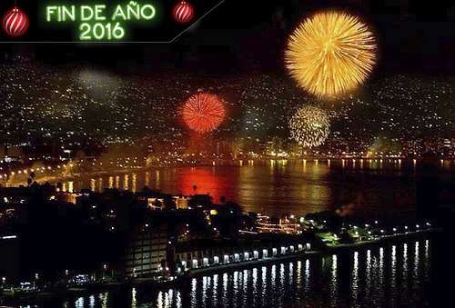 Fin de Año en Acapulco, 4días/3noches Hotel4* con transporte