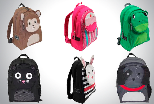 French Backpack Escolar ¡Elige modelo!