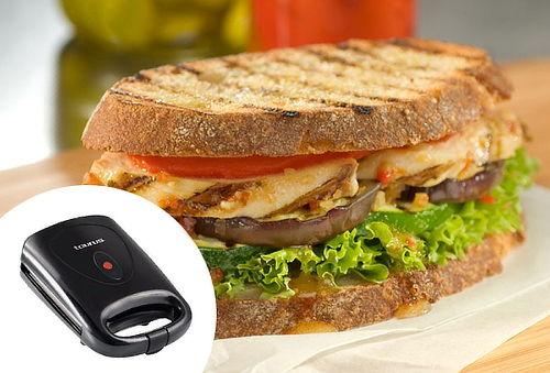 Sandwichera Taurus ¡Cocínalos como te gustan!