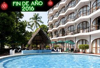 Acapulco 4* Todo Incluido en Año Nuevo con CENA DE GALA