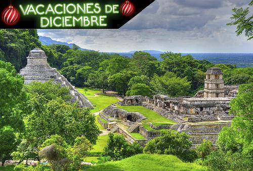Chiapas Mágico, Excursión 5DÍAS incluye  transportación