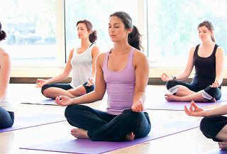 1 Mes de Clases ILIMITADAS de Yoga 80%