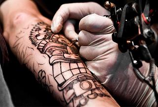 2x1 en Tatuajes en Ink Fusion Tea