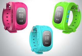 GPS Tracker Rastreador de Niños Smartwatch