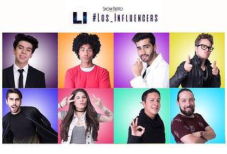 #LOSINFLUENCERS: Luisito Rey, Jan Carlo Bautista y más.