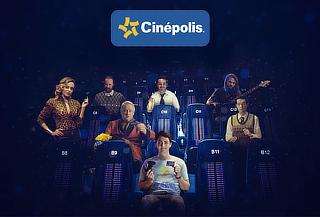Disfruta de Lunes a Viernes los estrenos en Cinépolis