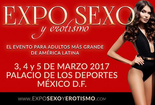 Expo Sexo y Erotismo 03, 04 y 05 de Marzo