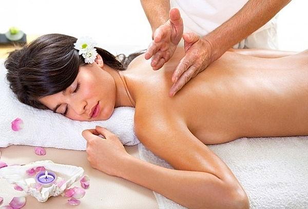 Olvídate del estrés con un masaje relajante