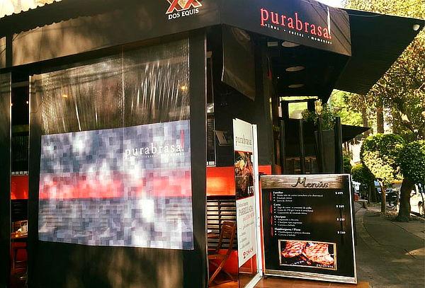 ASADO para 2 + CERVEZAS Artesanales en Purabrasa Condesa