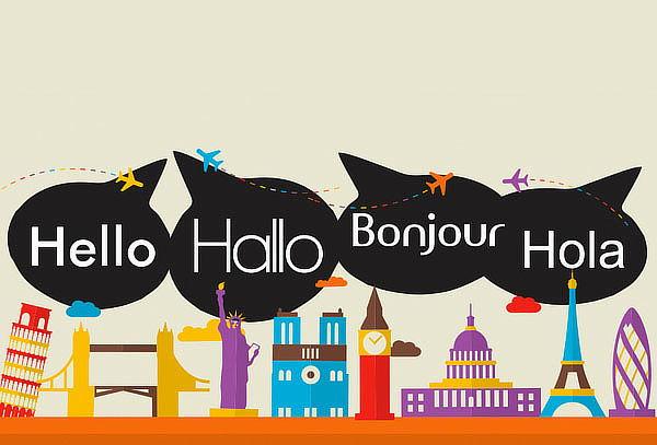 Curso Online, inglés, alemán, francés o italiano 12 meses