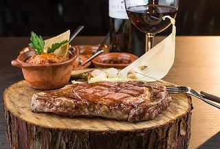 Para 2: Filete, Jugo de Carne y Más en Puerto Peñasco+Regalo