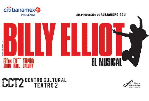 Billy Elliot El Musical En vivo ¡ÚNICA FECHA!