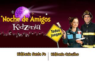 KidZania Noche de Amigos ¡KARAOKE!