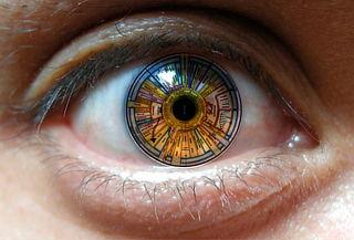 2x1 en 1 Sesión de iridología lectura de Iris