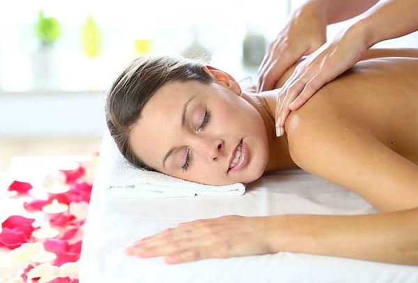 Masaje a elegir + Exfoliación cuerpo completo + Facial