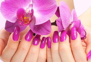 Manicure y pedicure con gelish en Jan Spa